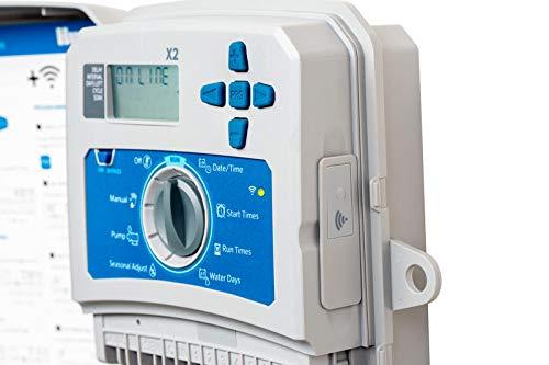 HUNTER Steuergerät X2-801-E Bewässerungscomputer WI-FI WLAN fähig