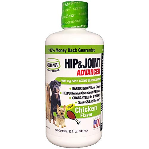 Liquid-Vet Advanced Hip & Joint Supplements