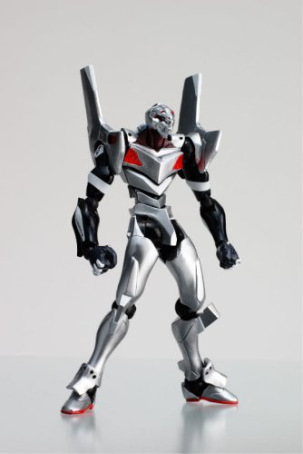 Revoltech Series No. 013 - Neon Genesis Evangelion Non Scale Pre-Painted PVC Figure: EVA-04 Production Model (japan import)