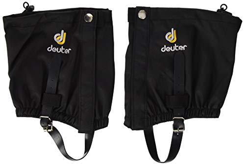 deuter Boulder Gaiter Short Gamasche, Black, One Size