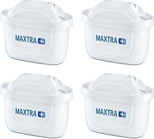 BRITA MAXTRA PLUS カートリッジ ブリタ マクストラ プラス 簡易包装4個セット [並行輸入品]