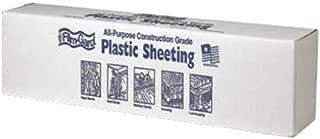 Covalence Plastics 6ML CLR 20X100 20-by-100-Foot 6-Millimeter Clear Tyco Polyethylene Plastic Sheeting