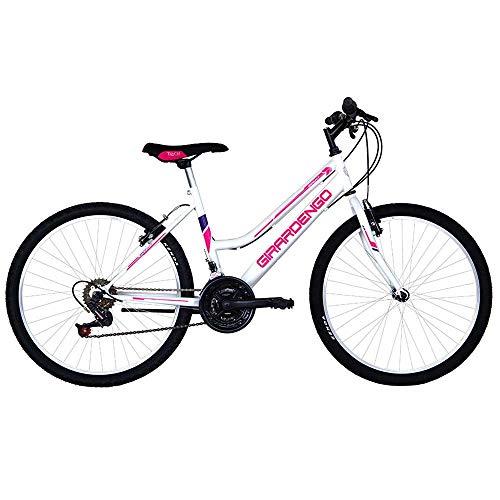Masciaghi Bicicletta Mountain Bike Ruota 26 per Ragazza
