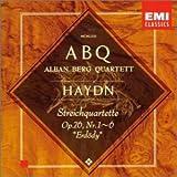ハイドン : 弦楽四重奏曲第75~80番「エルデーディ四重奏曲集」Hob.III 75~80