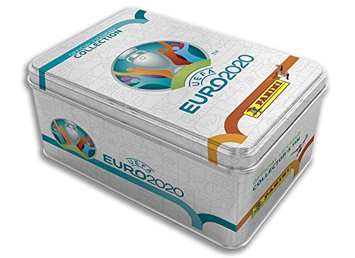 Unbekannt Adrenalyn XL Panini UEFA Euro 2020 - 1 x Mega Tin Dose inkl. je 2X Limited Edition Card
