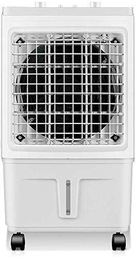 XYSQWZ Tragbare Klimaanlage Doppelschlauch, wassergekühlte Klimaanlage, kleine kommerzielle Mobile Klimaanlage, geräuscharm, DREI-Gang, 150W
