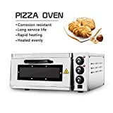 Zoom IMG-2 professional pizza oven with 400