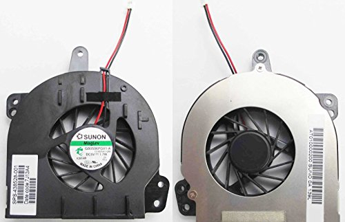Ventilador para CPU Fan KSB0505HA DFB451005M20T Gotor para HP Compaq Presario C700 A900 500 510 520 530