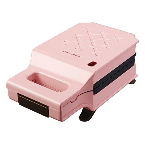 レコルト プレスサンドメーカー キルト recolte PRESS SAND MAKER Quilt [ ピンク/RPS-1PK ] ホットサンドメーカー