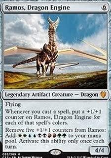 Ramos, Dragon Engine - Commander 2017