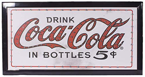 Coke Coca Cola Officially Licensed 19' Flashing LED Sign with Hang Chain