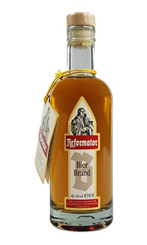 Reformator Luther Bier Brand - 0,5l Flasche 43% Vol. No9