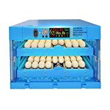 LHQ-HQ. Incubatrice dell'uovo 112 Uova Digital pollame Hatcher Automatico Accensione Uovo Luce di Prova, Intelligente Brooder for Il Pollo Anatra Colomba quaglia