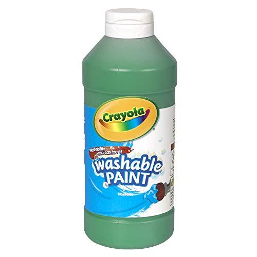 Crayola Washable Paint 16 oz. - Green