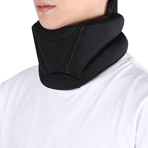 Almohadillas de soporte calefactables para el cuello, calentador eléctrico para el cuello,...