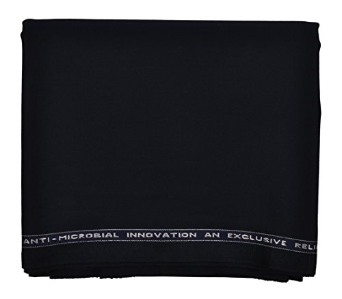 Vimal Men Poly-Viscose Unstitched Trouser Fabric