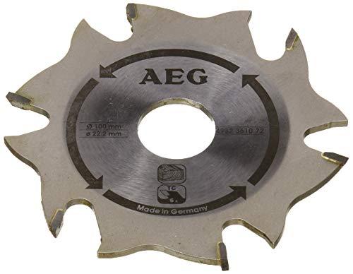 KressFräser Abmessung 100x22,2mm