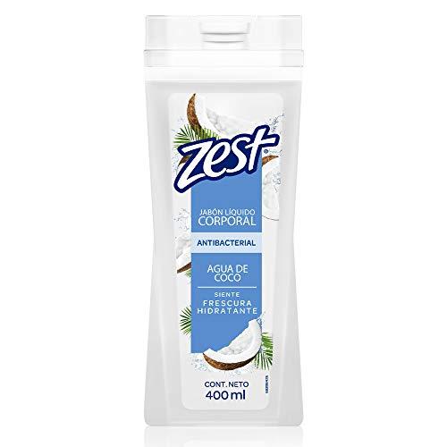 Jabon Zest Liquido marca Zest
