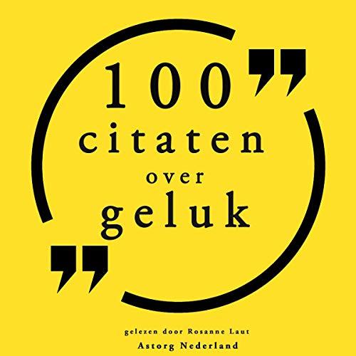 100 citaten over geluk cover art