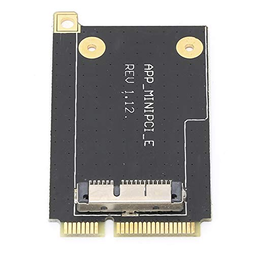 Adaptador de Tarjeta de Red inalámbrica Mini PCI-E a NGFF Key E/M.2 NGFF para OS X BCM943224PCIEBT, BCM94360CS2, BCM943602CS, BCM94331CD, BCM94360CD, BCM943602CDP