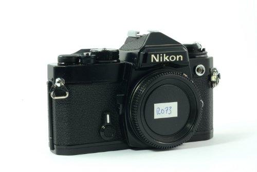 Nikon FE Camera