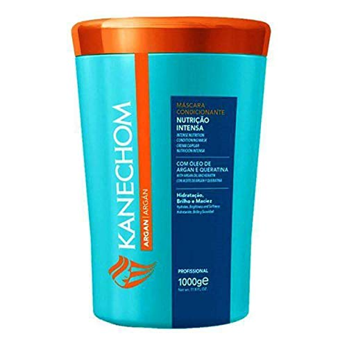 Kanechom Argan Hair Treatment Cream for Damaged Hair 1000g [SEALED]