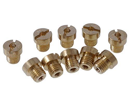 Düsenset (10Stk) 2EXTREME für DELLORTO M6 / 6mm 60-82