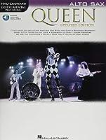 Queen: Alto Sax Instrumental Play-along