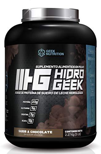 leche extensamente hidrolizada precio fabricante Geek Nutrition
