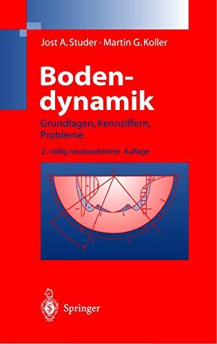 Bodendynamik: Grundlagen, Kennziffern, Probleme