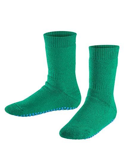 FALKE unisex-Kinder Socken, Catspads K CP-10500, Grün (Grass Green 7290), 35-38