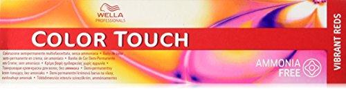 Wella Color Touch Semipermanente Farbe 6/4 Kupfer Mahagoni - 60 ml