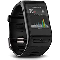 Garmin Vívoactive HR - Reloj con pulsómetro Integrado, Unisex, Color Negro, Talla XL (Reacondicionado Certificado)