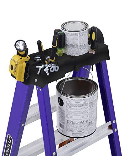 Louisville Ladder W-3215-06 6 ft. Fiberglass Ladder, Type II, 225 Lbs Load Capacity