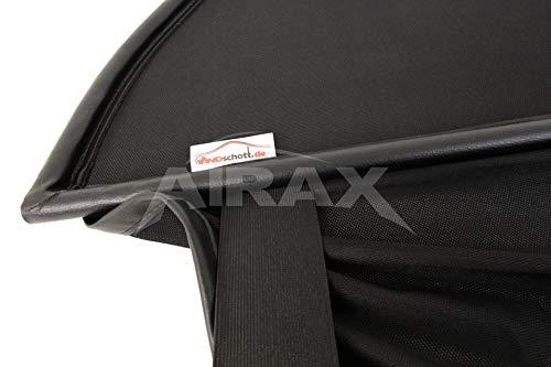 Airax Windschott Für CLK W208 Windabweiser Windscherm Windstop Wind Deflector Déflecteur De Vent