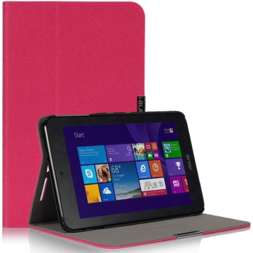 i-Blason Asus VivoTab Note 8 Hülle - Executive Hard Shell Stand Hülle Cover for M80T [Life Time Warranty] - Pink