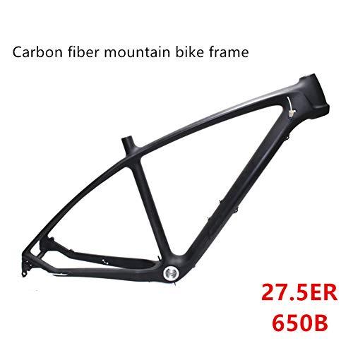 SJSF L 3k Kohlefaser Mountainbike Rahmen T700 Ultraleicht 17
