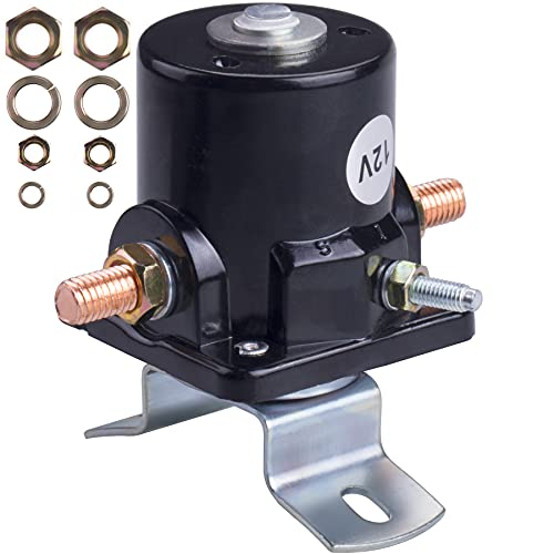 MRELC New Solenoid Relay Compatible with 12 Volt 2N 8N 9N Tractor 8N-11450 Sw218...
