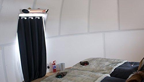 Blade S – Design Infrarot Heizstrahler mit 2500 Watt inklusive Fernbedienung , 4 Heizstufen, Timerfunktion, Carbonstrahler als Terrassenheizer bzw. Terrassenstrahler ideal geeignet. Infrarotstrahler für Indoor und Outdoor. - 7