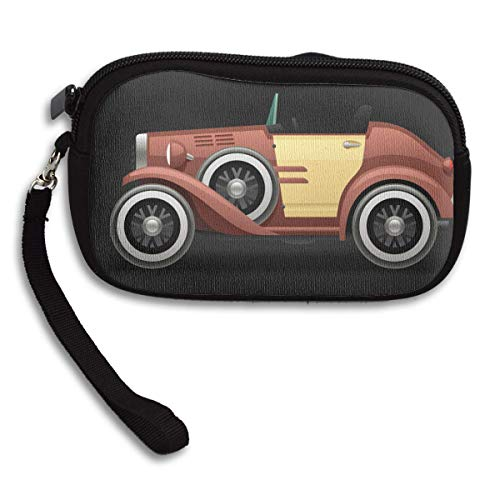 Coin Purse,Buddhist Priest Car Coin Purse, Premium Geldbörsen Für Walking Shopping Dating,15x9.5x2cm