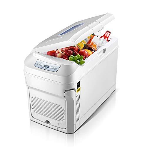 QHGao 200Portable Compressor Kühlschrank Gefrierschrank, Mindesttemperatur -18 ° -65 ° Einstellung, Thermoelektrischer Kompaktkühlschrank Für Hautpflege & Kosmetik