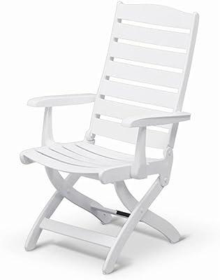 Amazon Com Lifetime Faux Wood Adirondack Chair Brown 60064