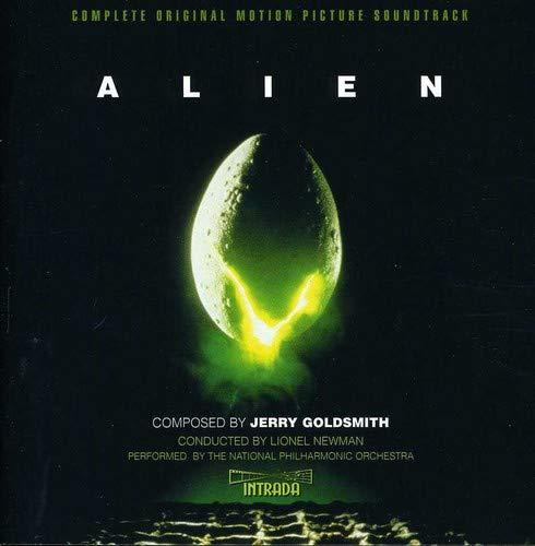 Alien (OST) Complete Soundtrack (2CD)