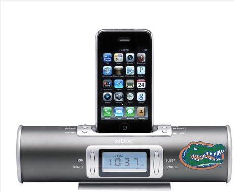 NCAA Florida Dealing full price reduction Gators XiDoc Oklahoma City Mall iPod Docking Clock Station Radio