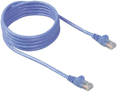 CAT5OR-02 2-Feet Professional Cable Category 5E Ethernet Network Patch Cable with Molded Snagless Boot Orange