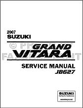 2007 Suzuki Grand Vitara Repair Shop Manual Original