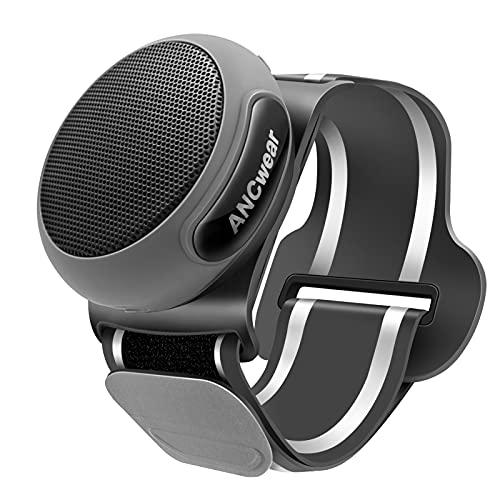 ANCwear Super Mini Bluetooth Speaker Wireless, TWS Wearable Portable...