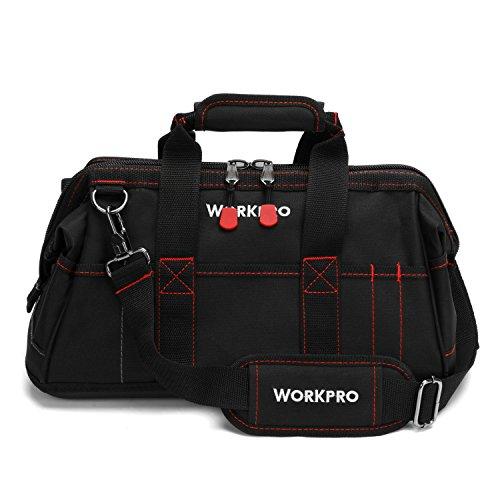 WORKPRO W081022A TOOL BAG Werkzeugtasche, 16