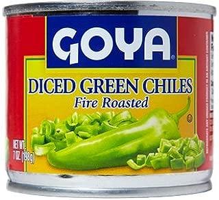 Goya Diced Chiles, Green, 7 Ounce