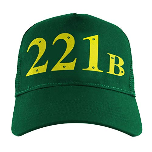 Cloud City 7 221B Baker Street Sherlock Holmes Address, Trucker Cap